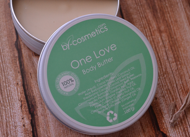Body Butter «One Love» by-cosmetics.com