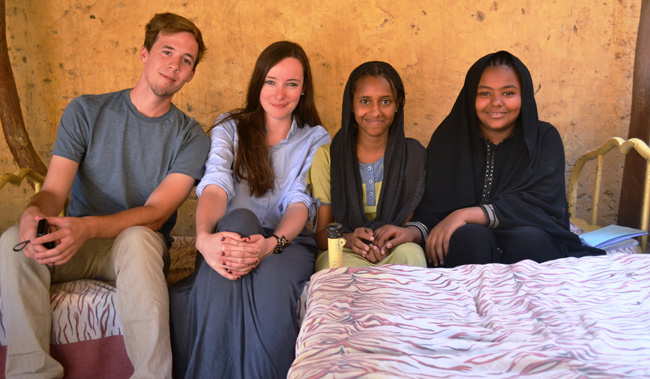 Sudan volunteer programme
