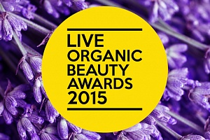LiveOrganic Beauty Awards 2015!