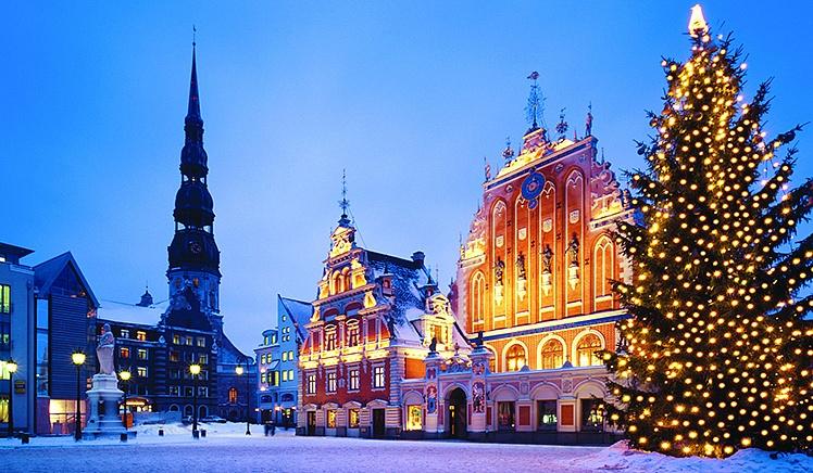 Заказать тур на новый год в европу